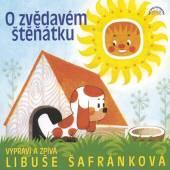 SAFRANKOVA LIBUSE  - CD O ZVEDAVEM STENATKU / MILER - HERCIKO