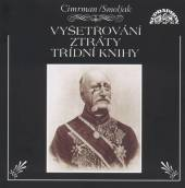 DIVADLO J. CIMRMANA  - CD VYSETROVANI ZTRATY TRIDNI KNIHY