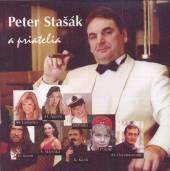 Stasak Peter  - CD A PRIATELIA [2008]