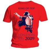 KING OF POP [CERV/L/UNISEX] - supershop.sk