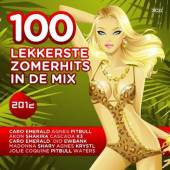 VARIOUS  - CD 100 LEKKERSTE ZOMERHITS..