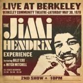 HENDRIX JIMI  - CD LIVE AT BERKELEY