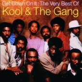 KOOL & THE GANG  - CD GET DOWN ON IT: VERY BEST OF