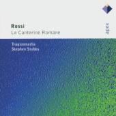 TRAGICOMEDIA / STEPHEN STUBBS  - CD LUIGI ROSSI: LE C..