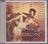 DION CELINE  - CD COLOUR OF MY LOVE