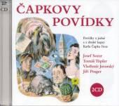SOMR TOPFER JAVORSKY PRAGE  - 2xCD CAPKOVY POVIDKY (KAREL CAPEK)