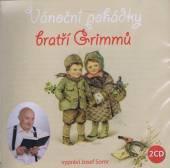 SOMR JOSEF  - 2xCAB VANOCNI POHADKY BRATRI GRIMMU