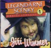WIMMER JIRI  - CD LEGENDARNI SCENKY