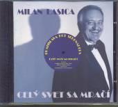 LASICA MILAN & BRATISLAVA HOT  - CD CELY SVET SA MRACI