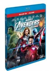 FILM  - 2xBRD AVENGERS 2BD (3D+2D) [BLURAY]