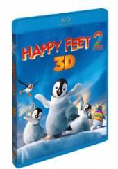 FILM  - BRD HAPPY FEET 2. BD (3D+2D) [BLURAY]
