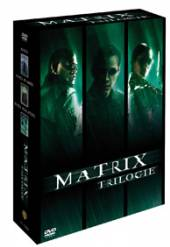 FILM  - 3xDVD TRILOGIE MATRIX 3DVD