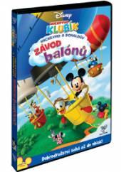 FILM  - DVD MICKEKEYHO KLUBI..