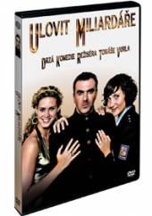 FILM  - DVD Ulovit miliardáře