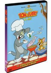 FILM  - DVD Tom a Jerry - Kolekce 10. část
