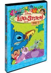 FILM  - DVD LILO A STITCH 1. SERIE - DISK 1. DVD