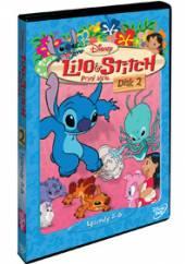 FILM  - DVD LILO A STITCH 1. SERIE - DISK 2. DVD