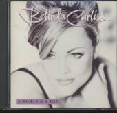 BELINDA CARLISLE  - CD A WOMAN AND A MAN