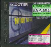 SCOOTER  - 2xCD MIND THE GAP: 2..