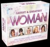 VARIOUS  - 3xCD LATEST & GREATEST WOMAN