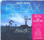 BLANK & JONES  - 2xCD RELAX EDITION 4 (FOUR)