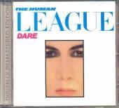 HUMAN LEAGUE  - CD DARE