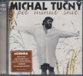 TUCNY MICHAL  - CD PET MINUT SNIT