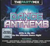 VARIOUS  - CD PARTY MIX DANCE ANTHEMS