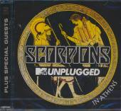 SCORPIONS  - CD MTV UNPLUGGED LIVE IN ATHENS