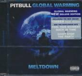 PITBULL  - CD GLOBAL WARMING: MELTDOWN [DELUXE]
