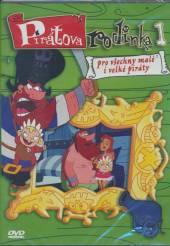 FILM  - DVD PIRATOVA RODINKA 1