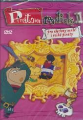 FILM  - DVD PIRATOVA RODINKA 2