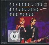 ROXETTE  - 2xCD+DVD LIVE 'TRAVELLING THE WORLD'