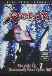 VENOM  - DVD LIVE FROM LONDON