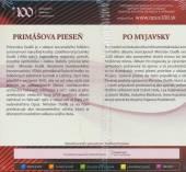 PRIMASOVA PIESEN / PO MYJAVSKY - suprshop.cz
