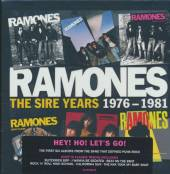 RAMONES  - 6xCD SIRE YEARS 1976-1981