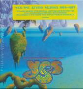 YES  - 12xCD YES. THE STUDIO ALBUMS 1969-1974