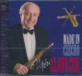 SLOVACEK FELIX  - 2xCD MADE IN CZECHO SLOVACEK