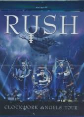 RUSH  - BR CLOCKWORK ANGELS TOUR