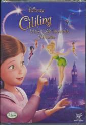 FILM  - DVD CILILING A VELKA ZACHRANNA VYPRAVA