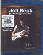 BECK JEFF  - BRD PERFORMING THIS WEEK [BLURAY]