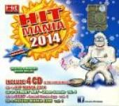VARIOUS  - 4xCD HIT MANIA 2014 BOX