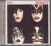 KISS  - CD DYNASTY [R]