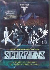 SCORPIONS  - DVD LIVE AT WACKEN OPEN AIR 2006