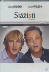 FILM  - DVD Stážisti (The Internshi) DVD