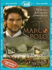 Marco Polo - 1. a 2. část (Marco Polo) DVD - supershop.sk