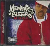 MEMPHIS BLEEK  - CD M.A.D.E.