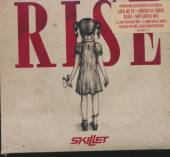 SKILLET  - 2xCD+DVD RISE -CD+DVD-