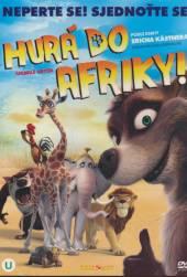 FILM  - DVD Hurá do Afriky!..