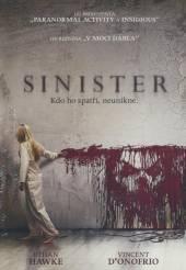 FILM  - DVD SINISTER